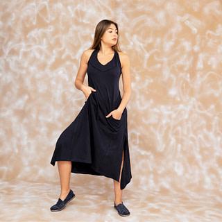 שמלת טריקו אומני