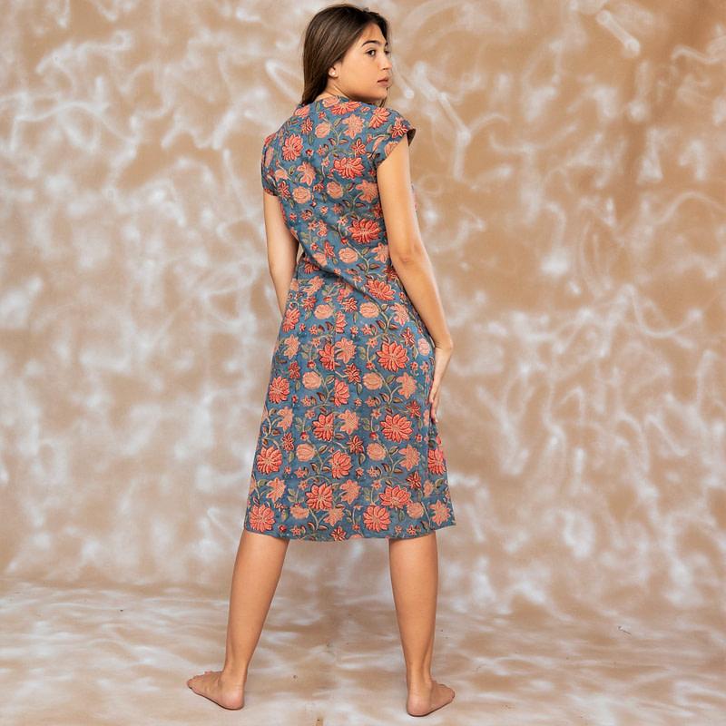 שמלת כותנה דיווה