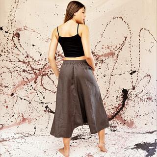 מכנס חצאית אוריון כותנה